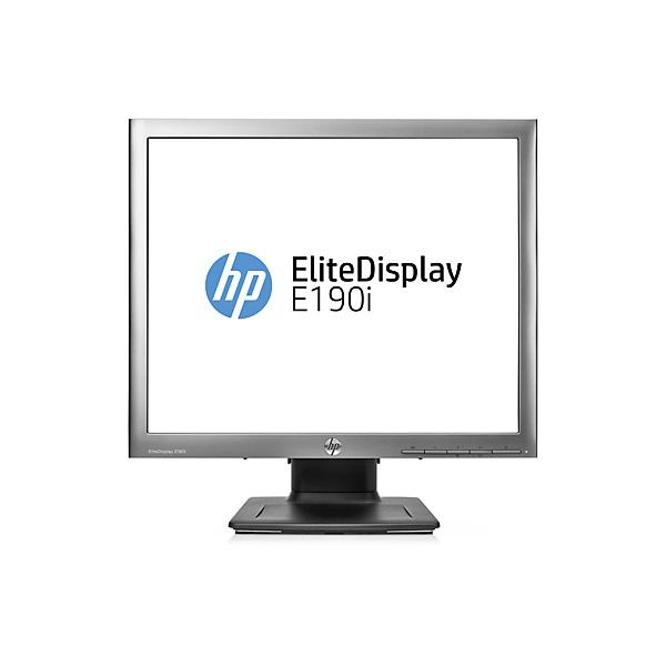 HP 18,9 E4U30AA EliteDisplay E190i SXGA IPS LED VGA DVI DP monitor - 1