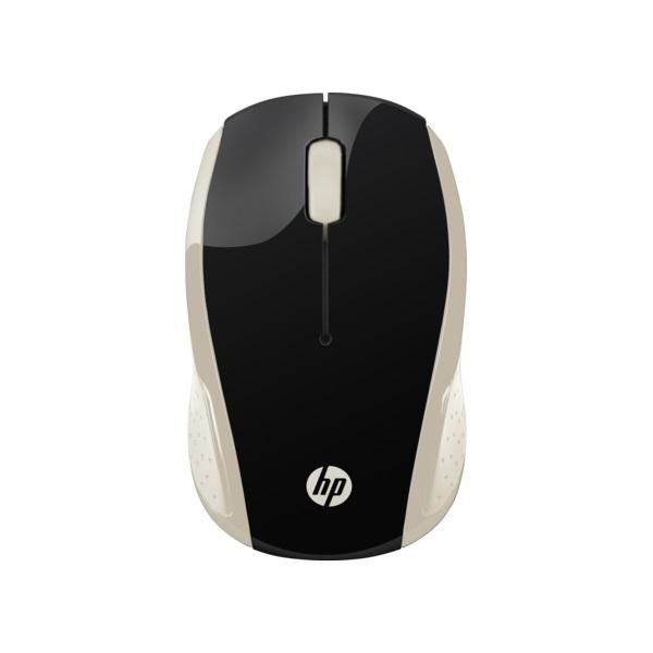 HP 200 vezeték nélküli arany egér - 2