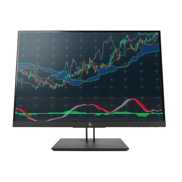 HP 24 1JS09A4 Z24n G2 full HD IPS LED DVI HDMI DP monitor - 1