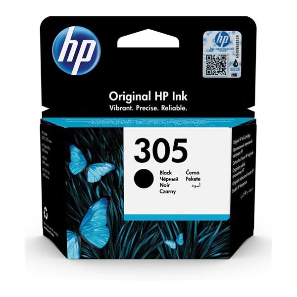 HP 3YM61AE (305) fekete tintapatron - 1