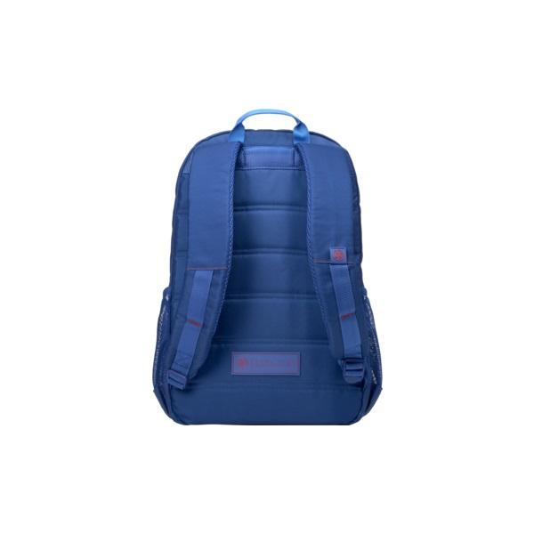 HP Active Backpack 15,6 kék-piros notebook hátizsák - 4