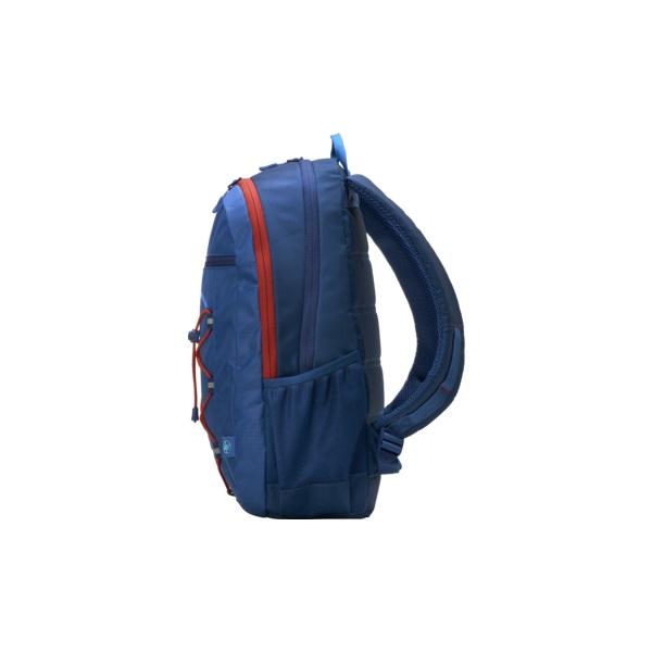 HP Active Backpack 15,6 kék-piros notebook hátizsák - 5