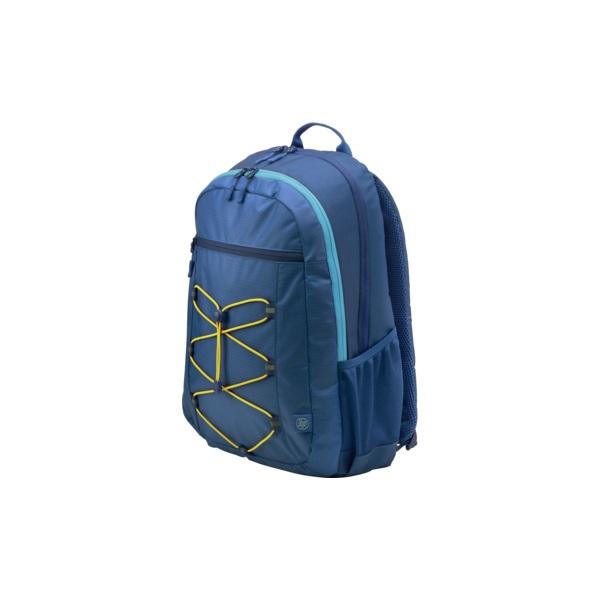 HP Active Backpack 15,6 kék-sárga notebook hátizsák - 2