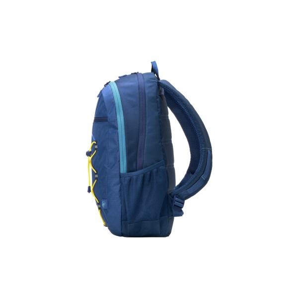 HP Active Backpack 15,6 kék-sárga notebook hátizsák - 6
