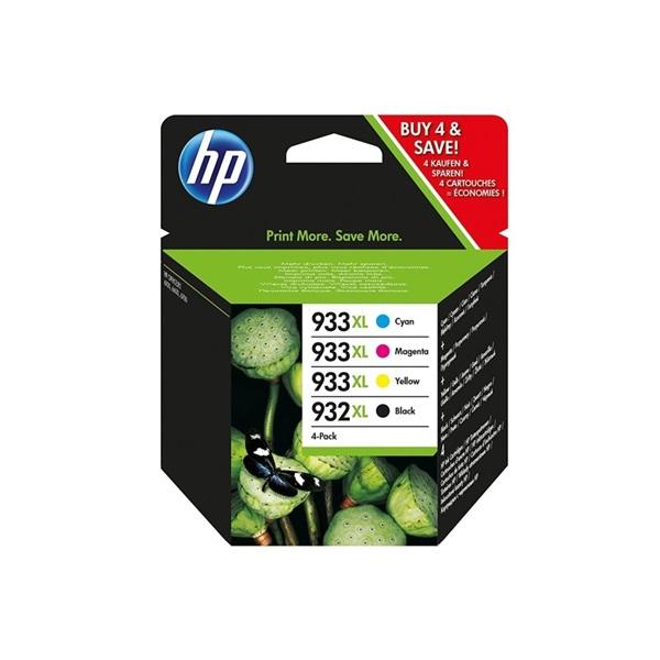 HP C2P42AE 932XL és 933XL 4db-os tintapatron csomag - 1