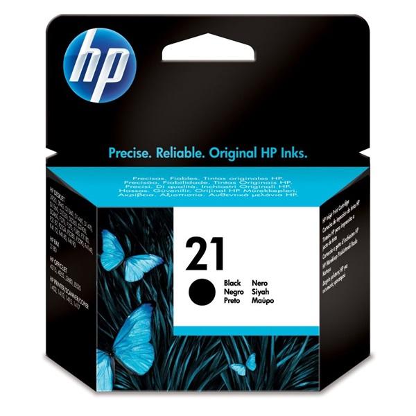 HP C9351AE (21) fekete tintapatron - 1