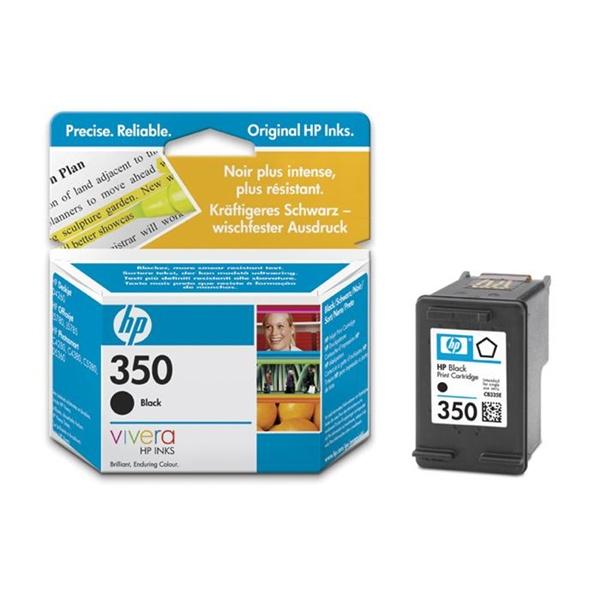 HP CB335EE (350) fekete tintapatron - 1