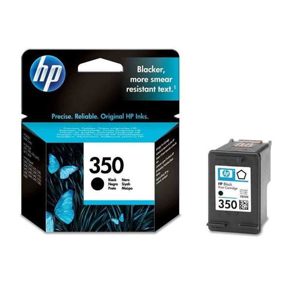 HP CB335EE (350) fekete tintapatron - 2