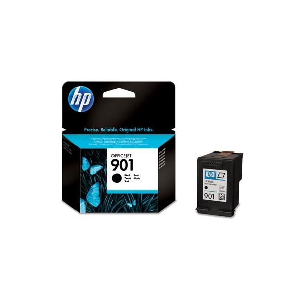 HP CC653AE (901) fekete tintapatron - 1