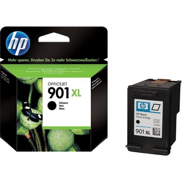 HP CC654AE (901XL) fekete tintapatron - 1