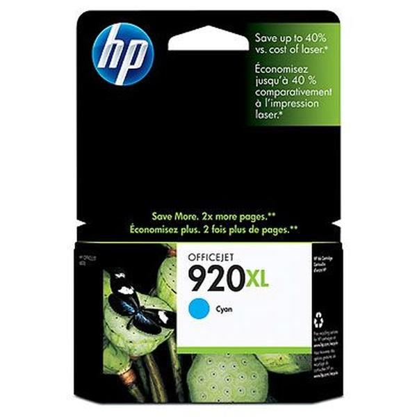 HP CD972AE (920XL) cián tintapatron - 2