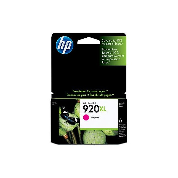 HP CD973AE (920XL) magenta tintapatron - 1