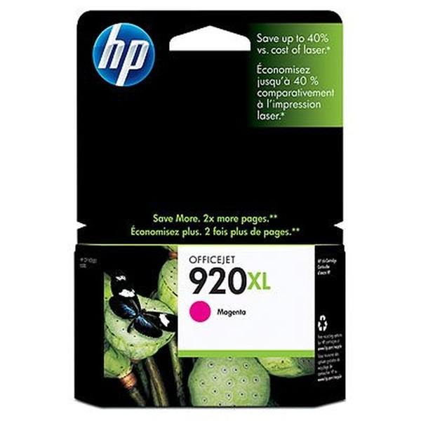 HP CD973AE (920XL) magenta tintapatron - 2