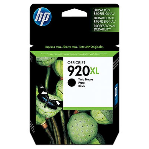 HP CD975AE (920XL) fekete nagykapacitású tintapatron - 2