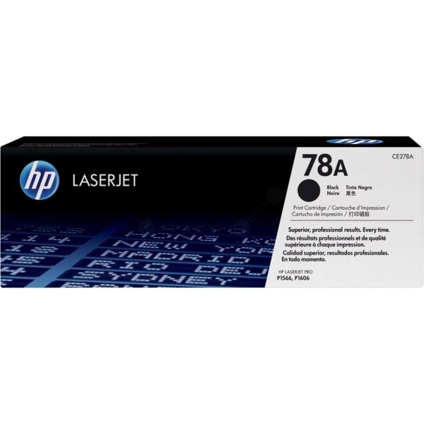 HP CE278A (78A) fekete toner - 1