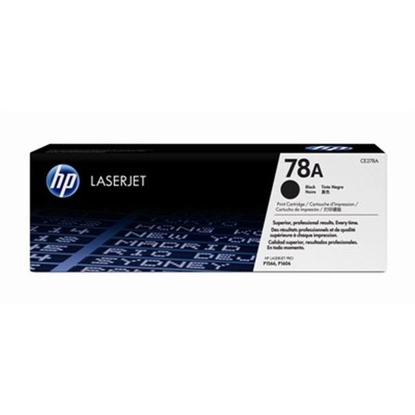 HP CE278A (78A) fekete toner - 2