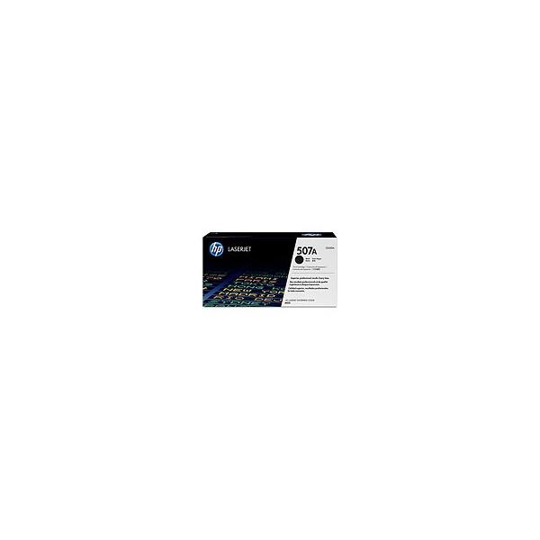HP CE400A (507A) fekete toner - 1