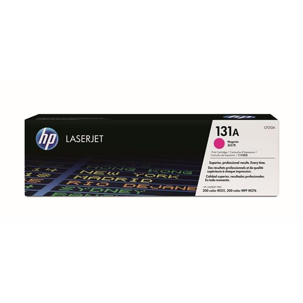 HP CF213A (131A) magenta toner - 1