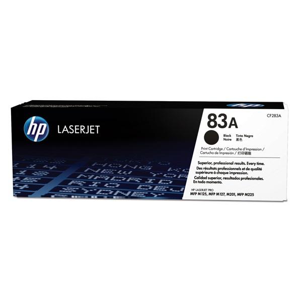 HP CF283A (83A) fekete toner - 1