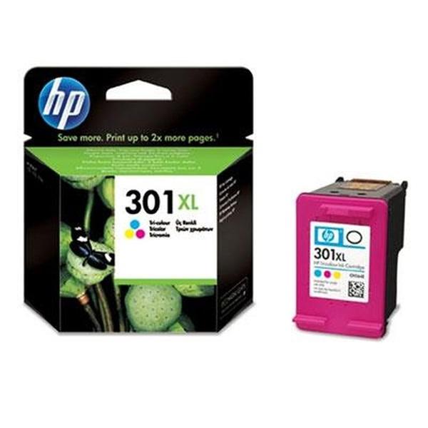 HP CH564EE (301XL) tri-color színes nagykapacitású tintapatron - 2