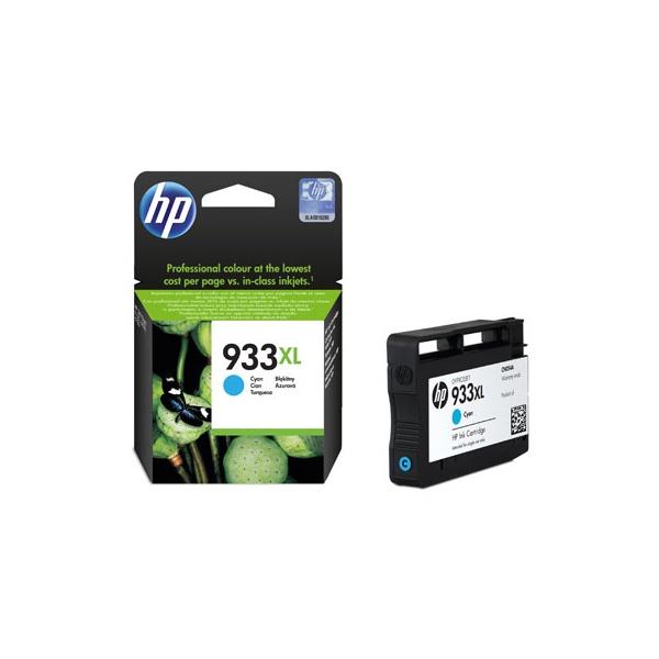HP CN054AE (933XL) cián tintapatron - 1