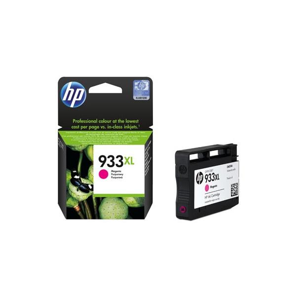HP CN055AE (933XL) magenta tintapatron - 1
