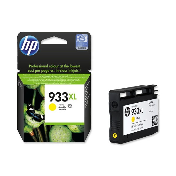 HP CN056AE (933XL) sárga tintapatron - 1