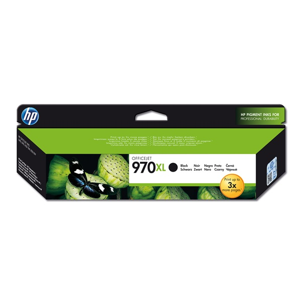 HP CN625AE (970XL) fekete tintapatron - 1