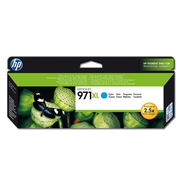 HP CN626AE (971XL) cián tintapatron - 1
