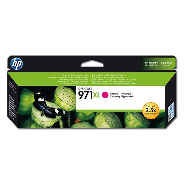HP CN627AE (971XL) magenta tintapatron - 1