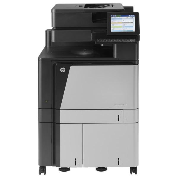 HP Color LaserJet Enterprise Flow M880z+ színes multifunkciós lézer nyomatató - 1