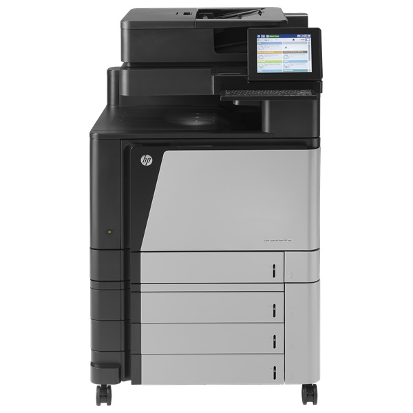 HP Color LaserJet Enterprise Flow M880z multifunkciós lézer nyomatató - 1