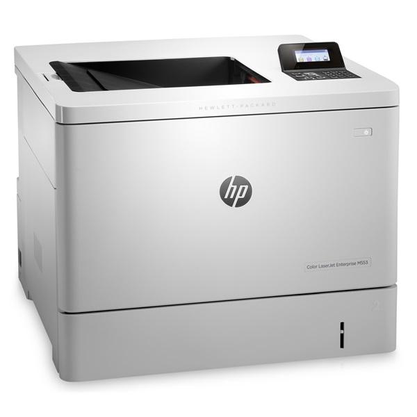 HP Color LaserJet Enterprise M553dn színes lézer nyomtató - 1