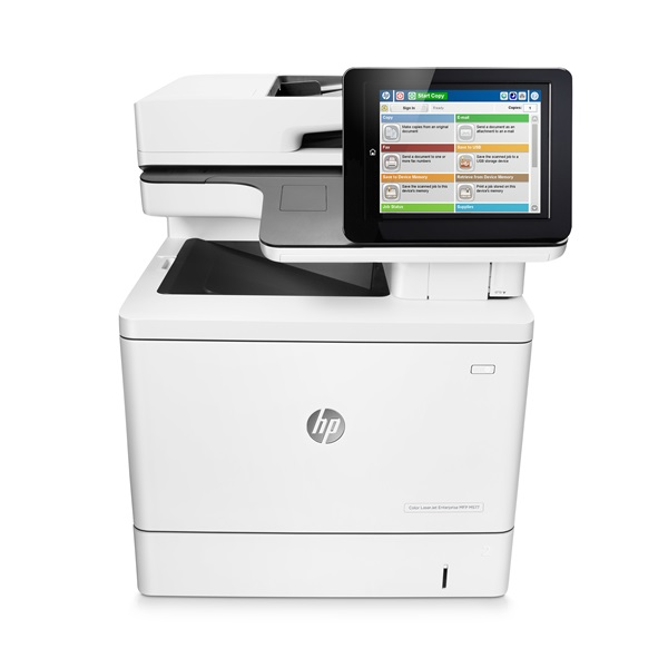 HP Color LaserJet Enterprise M577dn színes multifunkciós nyomtató - 1