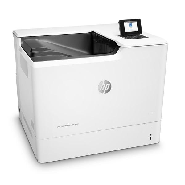 HP Color LaserJet Enterprise M652dn színes lézer nyomtató - 1