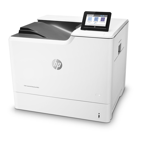 HP Color LaserJet Enterprise M653dn színes lézer nyomtató - 1