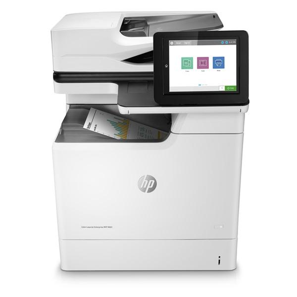 HP Color LaserJet Enterprise M681dn színes multifunkciós nyomtató - 1
