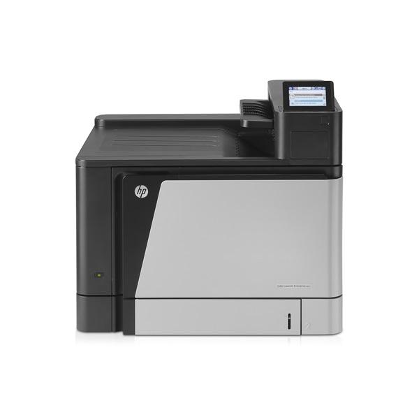 HP Color LaserJet Enterprise M855dn lézer nyomtató - 1