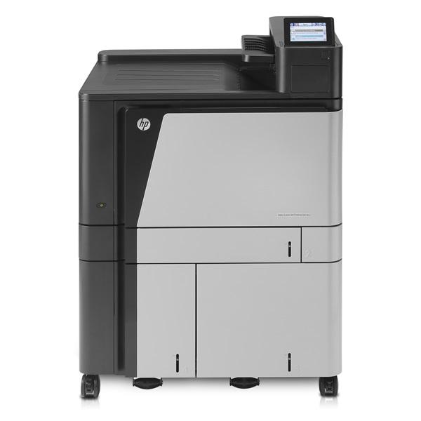 HP Color LaserJet Enterprise M855x+ lézer nyomtató - 1
