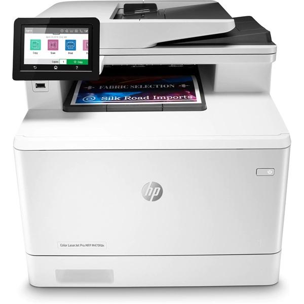 HP Color LaserJet Pro M479fdn színes multifunkciós nyomtató - 1