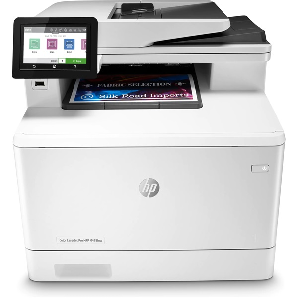 HP Color LaserJet Pro M479fnw színes multifunkciós nyomtató - 1