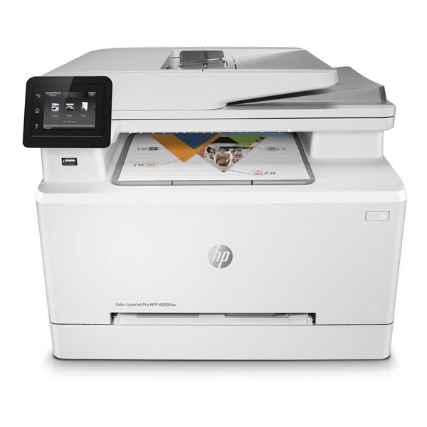 HP Color LaserJet Pro MFP M283fdw színes multifunkciós lézer nyomtató - 1