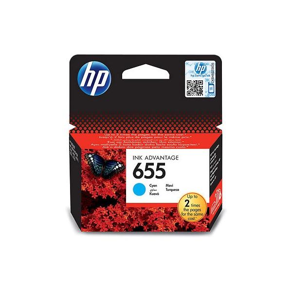 HP CZ110AE (655) cián tintapatron - 1