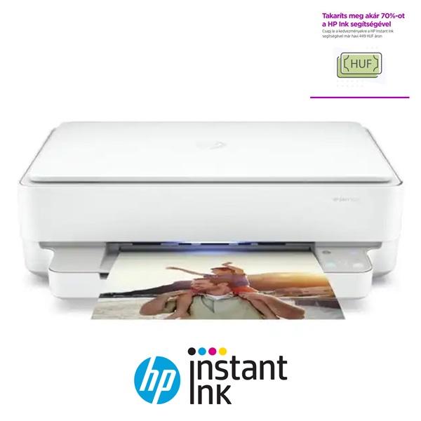 HP Envy 6020E AiO multifunkciós tintasugaras nyomtató - 1