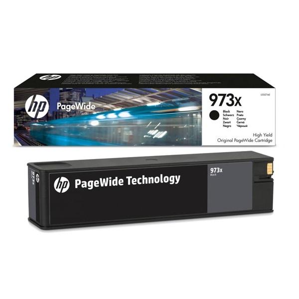 HP L0S07AE (973X) fekete tintapatron - 1