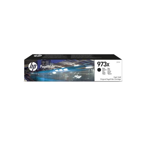 HP L0S07AE (973X) fekete tintapatron - 2