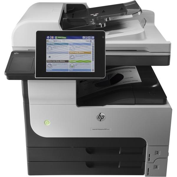 HP LaserJet Enterprise 700 MFP M725dn multifunkciós A3 lézer nyomtató - 1