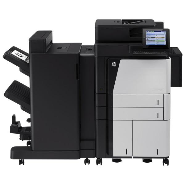 HP LaserJet Enterprise Flow M830z multifunkciós A3 lézer nyomtató - 1