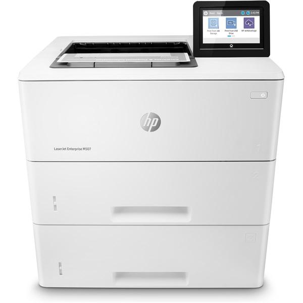 HP LaserJet Enterprise M507x mono lézer nyomtató - 1