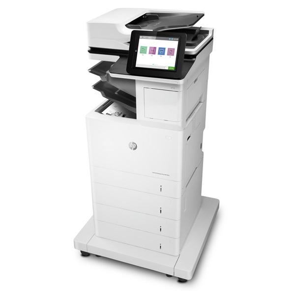 HP LaserJet Enterprise M631z multifunkciós lézer nyomtató - 1